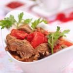西红柿炖牛腩(番茄炖牛腩)