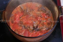 西紅柿燉牛腩