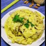 芙蓉金针菇(金针菇鸡蛋)