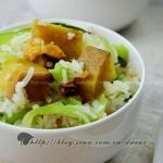红薯菜饭(早餐食谱)