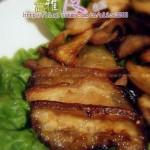 韓式烤五花肉片(烤箱菜)