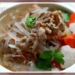 萝卜丝羊肉清汤(滋补汤水)