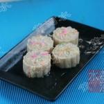 蜜汁山药饼(自制甜点)