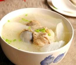萝卜棒骨汤