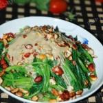 麻酱菠菜(芝麻酱拌菠菜-怎样稀释芝麻酱)