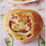 心形培根面包(早餐食谱)
