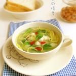 干贝蔬菜羹(早餐食谱)