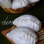 苔菜海虹麦穗包子(早餐食谱)