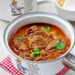 蕃茄燉牛腩(西紅柿燉牛腩)