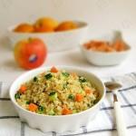 黄瓜糙米饭(早餐食谱)