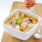 酸萝卜老鸭汤(两种老鸭汤)