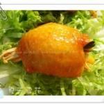 蜜汁烤鸡翅(烤箱菜)