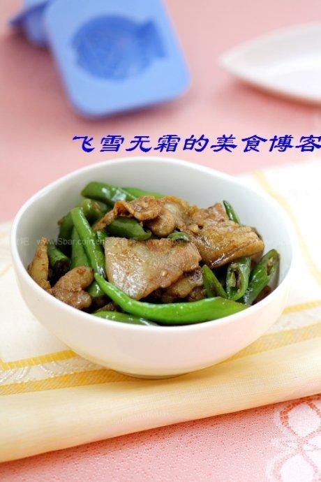 杭椒炒肉的做法