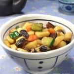 什锦炒疙瘩(早餐食谱)
