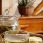 柠檬绿茶(自制饮料养颜茶)