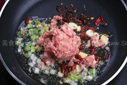 雪里蕻炒黄豆