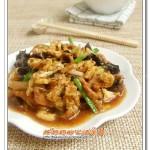 家常木樨肉(经典鲁菜)