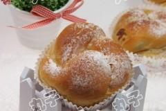 黑糖葡萄干面包