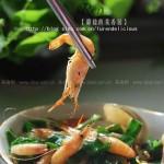 韭菜炒河虾(如何炒出香脆可口的油爆河虾)
