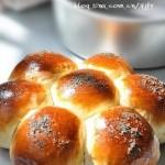 花形面包(早餐食谱)