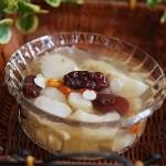 马蹄银耳糖水(滋润养颜甜汤)