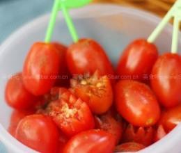 酸梅小番茄