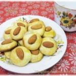 杏仁豆小西饼(早餐食谱)