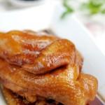 玫瑰露豉油鸡(广府菜)