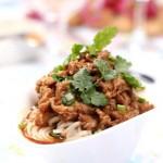 老北京羊肉汆面(早餐食譜)