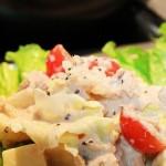 金枪鱼沙拉(凉菜)