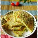 青瓜饼(黄瓜饼-早餐食谱)