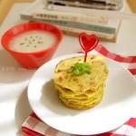 土豆鸡蛋饼(早餐食谱)
