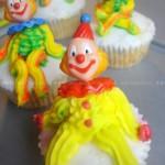 小丑杯子蛋糕(早餐食谱)