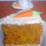 胡蘿卜蛋糕(早餐食譜)