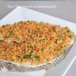 豆酥鳕鱼(海鲜家常菜)