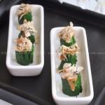 柴鱼片麻酱菠菜(凉菜)