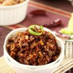 芽菜碎米肉(荤素搭配)