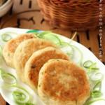 豆腐鱼蓉饼(豆腐鱼丸)