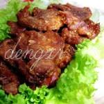 蜜汁烤肉(烤箱菜)