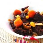 韩式炖排骨(韩国传统家庭料理)