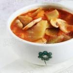 茄汁莴笋(减肥食谱)