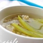 冬瓜皮薏仁茶(减肥食谱)