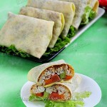 火腿肠蔬菜蛋包饭(早餐食谱)