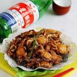 干炸小螃蟹(2元钱的美味)