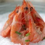盐焗虾(荤菜)