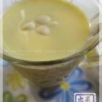 杏香玉米饮(自制饮料)