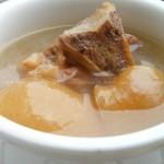 苹果龙骨汤(汤水)