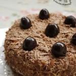 黑森林蛋糕(早餐食谱)