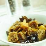 四喜烤麸(经典的上海素菜)