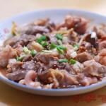 豉汁蒸猪什锦(清蒸菜)
